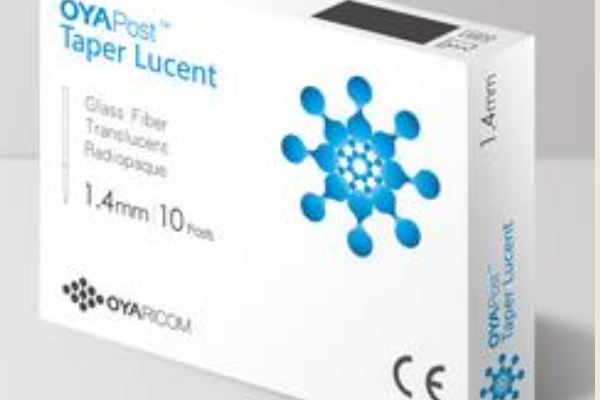 Dental Fiber Post universale radiopaco / Taper Lucent