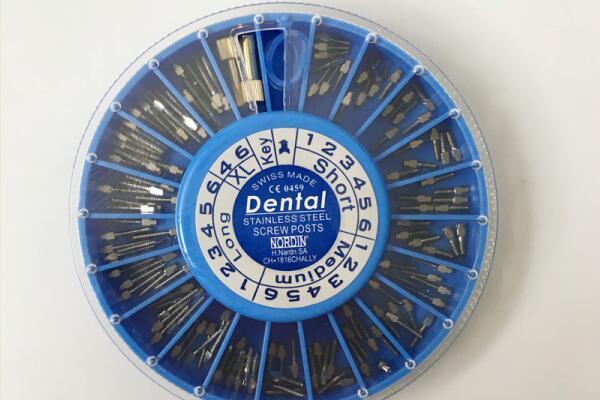 Dental Screw Posts Stainless Steel