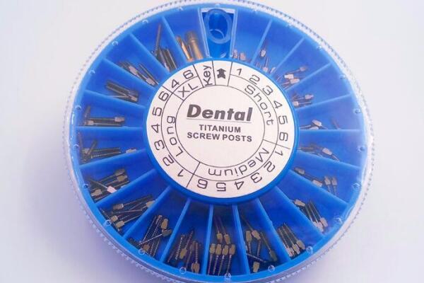 Dental Screw Posts Titanium