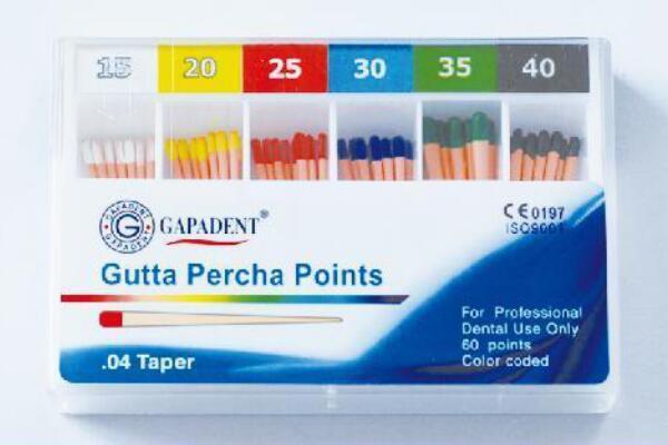 Gutta Points-GIT (Grand ISO Points Gutta percha étagé)