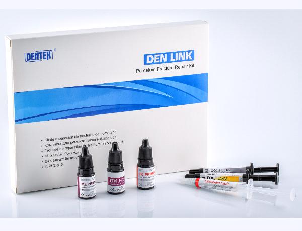 DENLINK / Комплект для ремонта трещин фарфора