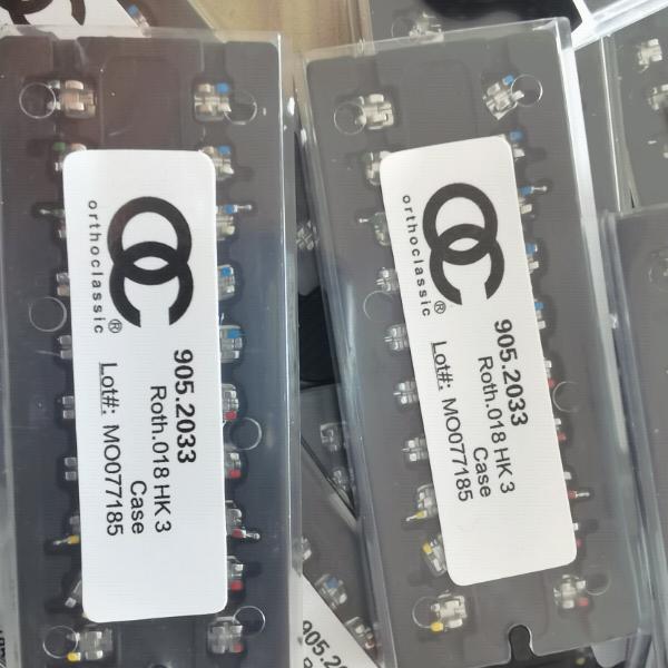 Staffa MIM mini/standard ROTH/MBT con scatola bianca/blu/nera